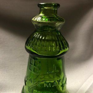 Vintage Miniature Wheaton Glass Bitters Bottle